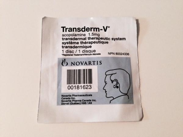 nausea medication travel