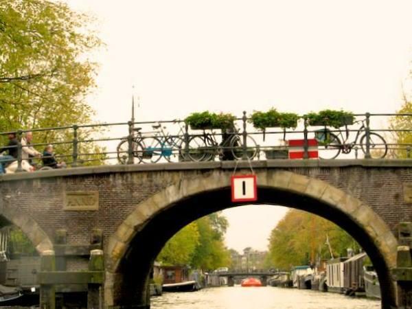 Amsterdam. Courtesy of Tessa Elliott.