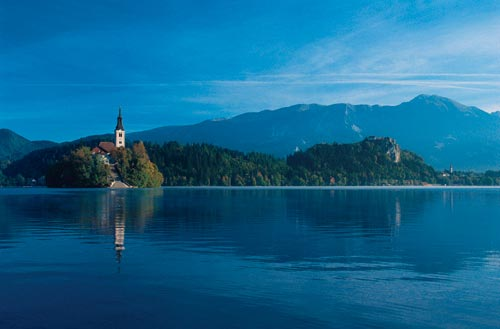 Lake Bled. Courtesy of I Feel Slovenia.
