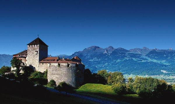 Liechtenstein. Courtesy of Liechtenstein Tourismus.