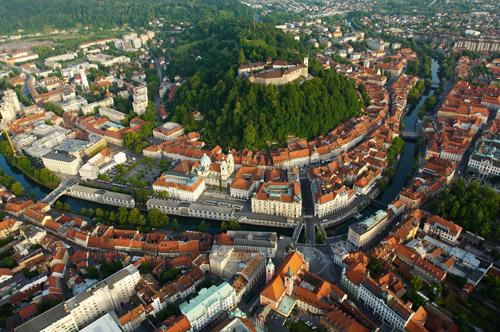Ljubljana. Courtesy of I Feel Slovenia.