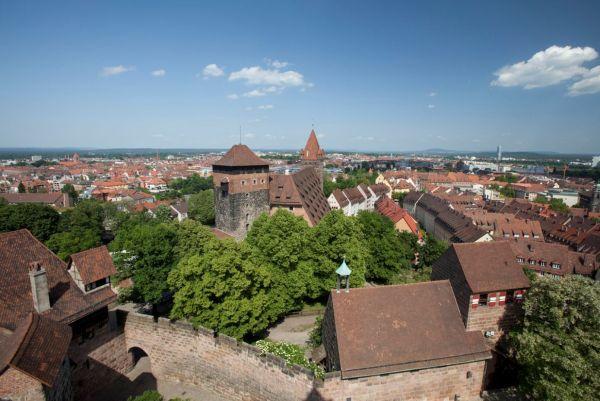 Nuremberg. Courtesy of Congress- und Tourismus-Zentrale Nürnberg.
