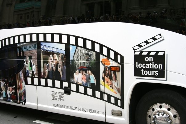Sex In The City Bus Tour